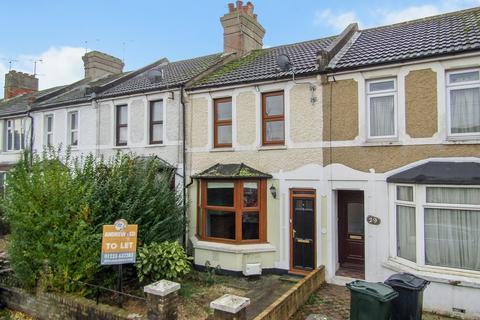 3 bedroom terraced house for sale - Linden Road, Ashford