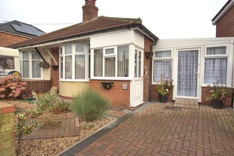 2 bedroom semi-detached bungalow for sale - St. Cuthbert Road, Bridlington