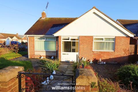 2 bedroom detached bungalow for sale - Nant Y Patrick, St. Asaph