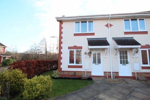 2 bedroom end of terrace house for sale - Wainwright Gardens, Grange Park, SO30 2NF