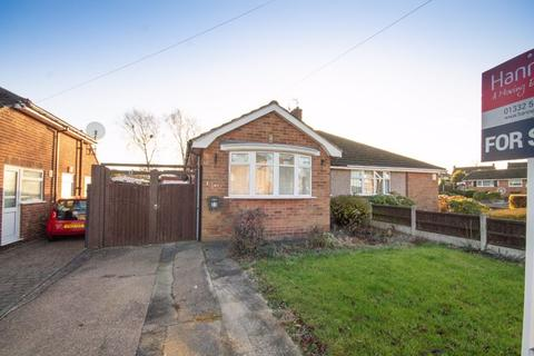 2 bedroom semi-detached bungalow for sale - ONSLOW ROAD, MICKLEOVER