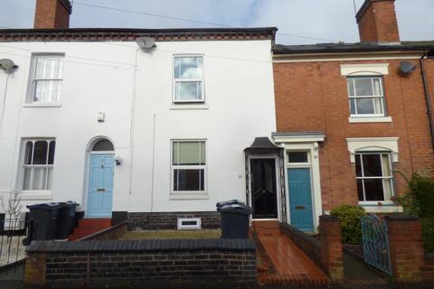 3 bedroom terraced house to rent - Clarence Road, Harborne, Birmingham, B17 9LA