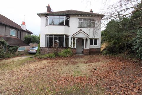 4 bedroom detached house for sale - West Road, Prenton