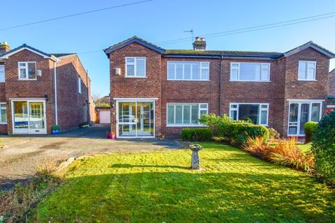 3 bedroom semi-detached house for sale - Acton Avenue, Appleton Thorn, WA4 5PS