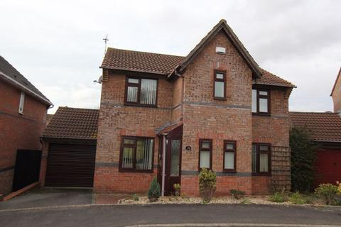 3 bedroom detached house for sale - Speedwell Drive, Rhoose