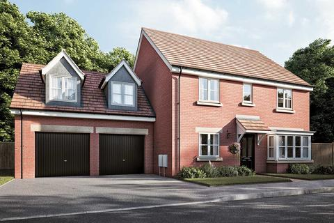 5 bedroom detached house for sale - Hanstead Park, Smug Oak Lane, Bricket Wood