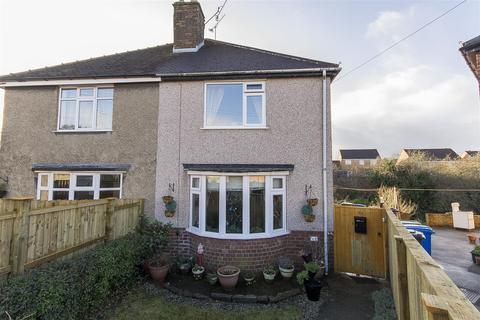 2 bedroom semi-detached house for sale - Smithfield Avenue, Hasland, Chesterfield