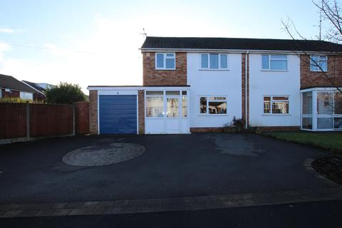 3 bedroom semi-detached house for sale - Oakwood Drive, Sutton Coldfield, B74