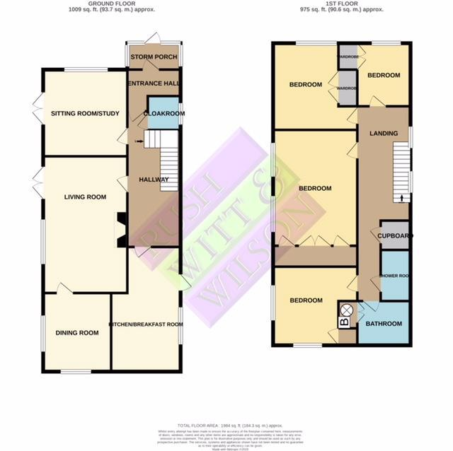Floorplan: 9 St Matthews Road STLEONARDSONSEAEast Sussex TN380 TN Hi