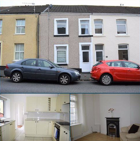 3 bedroom terraced house for sale - Gelli Street, Port Tennant, Swansea