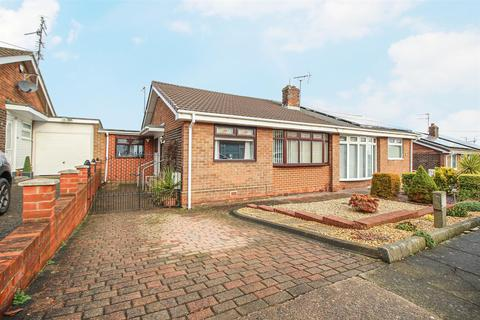 3 bedroom semi-detached bungalow for sale - Muirfield Drive, Windy Nook, Gateshead