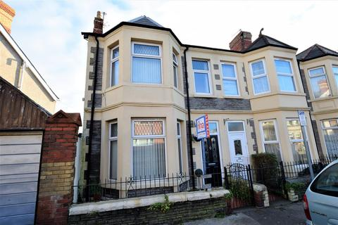3 bedroom end of terrace house for sale - Jewel Street, Barry