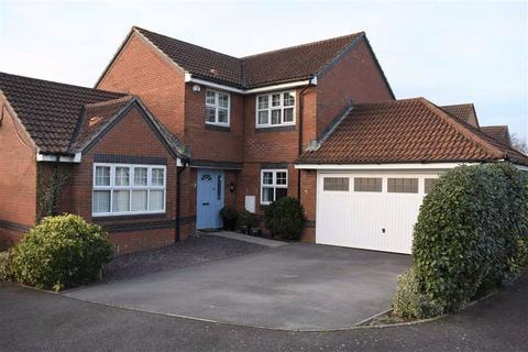 4 bedroom detached house for sale - Oaktree Close, West Cross, Swansea