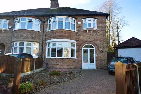 3 bedroom semi-detached house for sale - St Seiriol Grove, Claughton, CH43