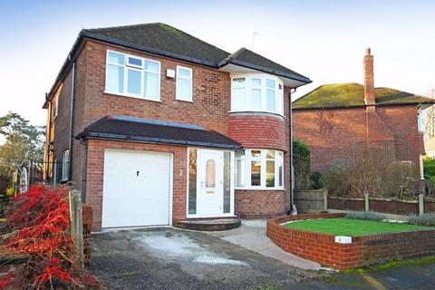 4 bedroom detached house for sale - Lichfield Avenue, Hale, Cheshire