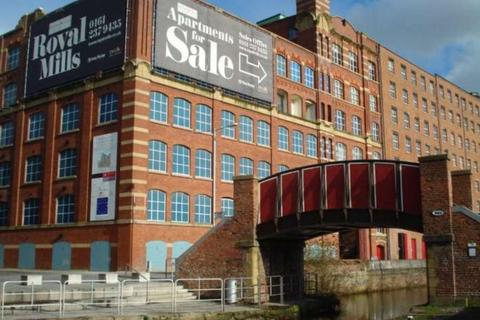 1 bedroom apartment to rent - Royal Mills, Old Sedgwick, Cotton Street, Manchester, M4 5BW
