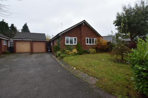 2 bedroom bungalow to rent - Nursery Close, Kings Norton