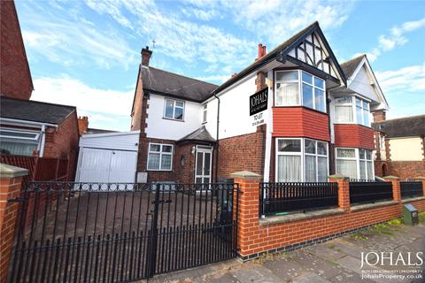 5 bedroom semi-detached house to rent - Kimberley Road, Leicester, LE2