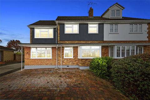 3 bedroom semi-detached house for sale - Laburnham Gardens, Upminster, RM14