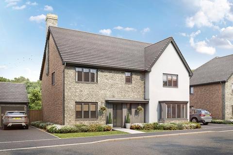 4 bedroom semi-detached house for sale - Grasslands Close, Witney, Oxfordshire