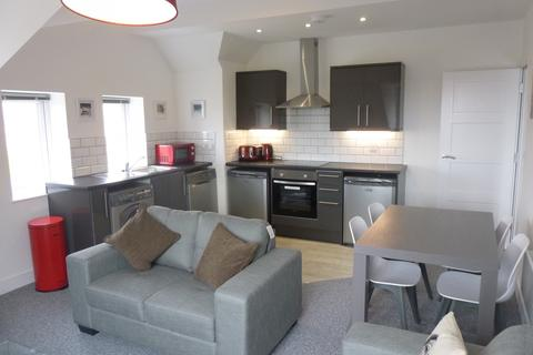 2 bedroom apartment to rent - 46 The Pavilion, Russell Road, NG7 6GB