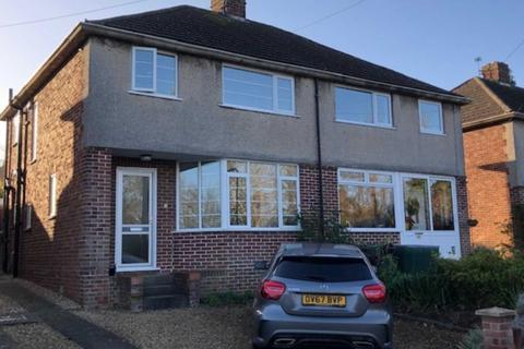 3 bedroom semi-detached house to rent - Chestnut Road, Botley