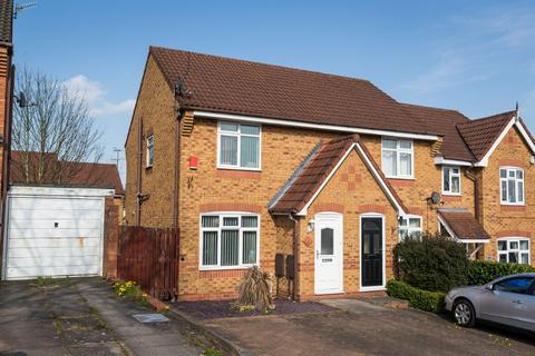 2 bedroom semi-detached house for sale - Bishop Road, Chell, Stoke-on-Trent, ST6 6QW