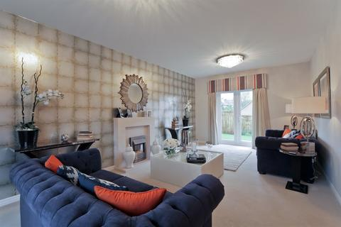 3 bedroom detached house for sale - Plot 4, The Clandon at The Oaks, Bennetts Row, Chester Road, Flint CH6