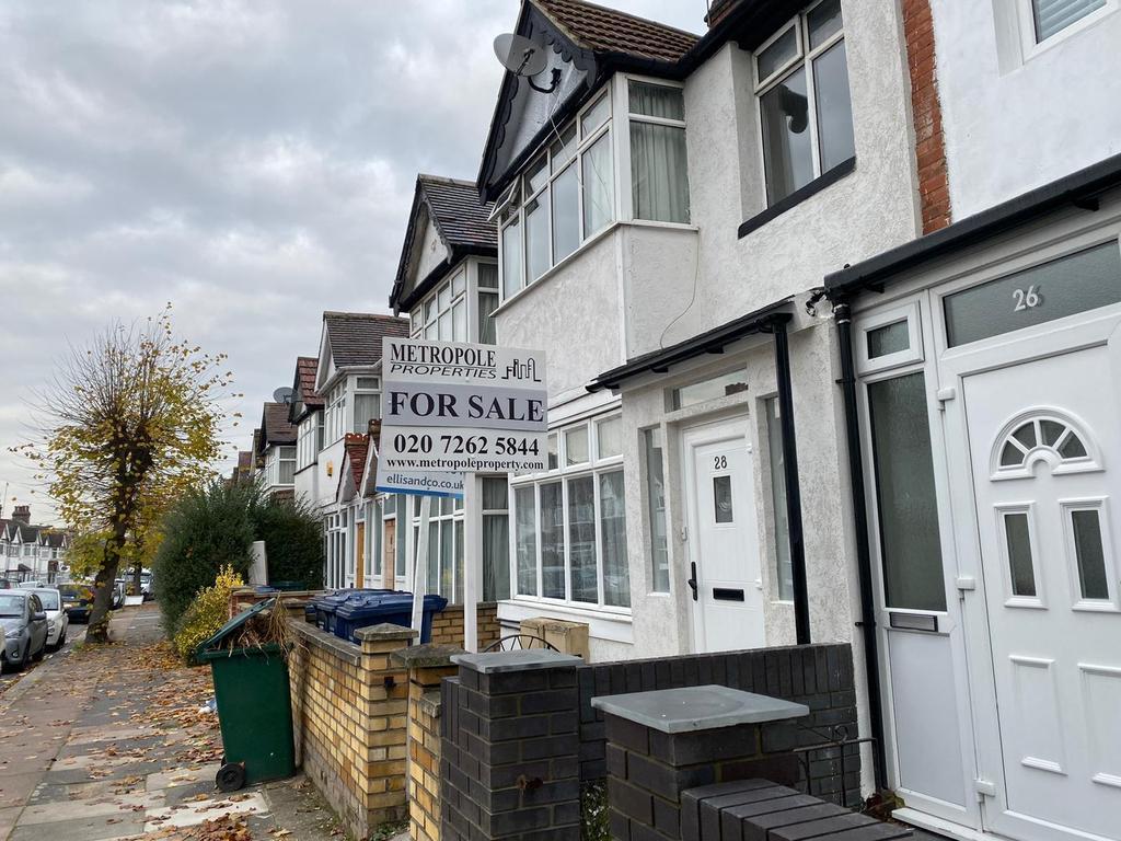 3 bedroom terraced for sale