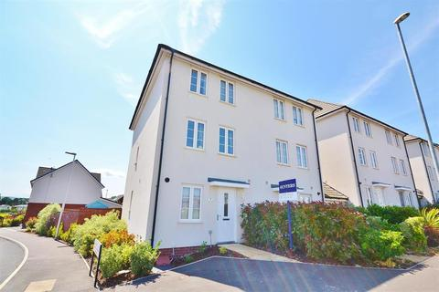 3 bedroom semi-detached house to rent - Newcourt Way, Exeter, EX2 7SA