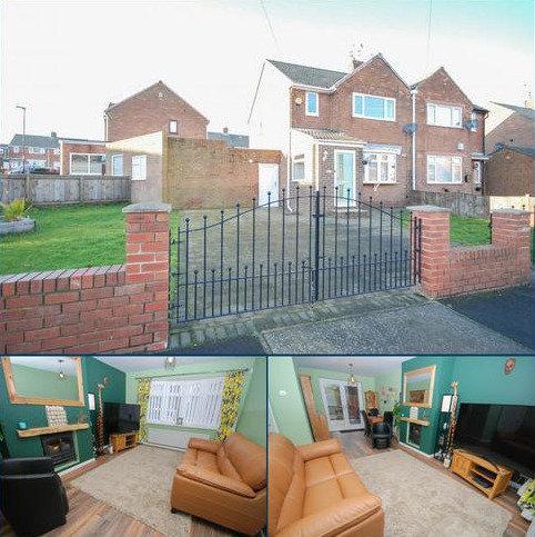 2 bedroom semi-detached house for sale - Crossways, Silksworth