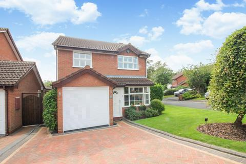 3 bedroom detached house for sale - Heyford Grove Hillfield Solihull