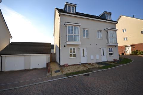 3 bedroom semi-detached house to rent - Newcourt Way , Exeter, EX2 7SA