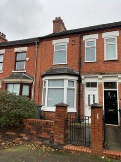 3 bedroom terraced house to rent - Fredrick Avenue Penkhull