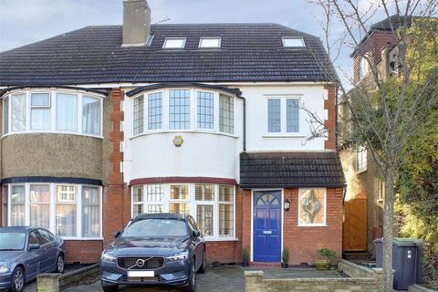 4 bedroom semi-detached house for sale - Grosvenor Road, Muswell Hill, London