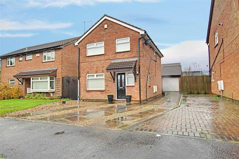 4 bedroom detached house for sale - Gillamoor Close, Hull, East Yorkshire, HU8