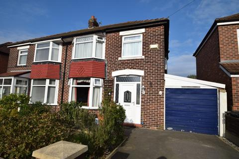 3 bedroom semi-detached house for sale - Boundary Road, Cheadle
