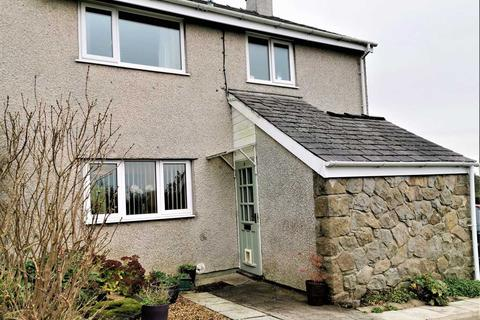 3 bedroom semi-detached house for sale - Maes Herbert, Llaneilian, Llaneilian
