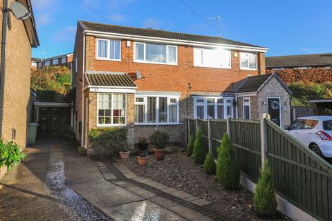 3 bedroom semi-detached house for sale - Bluebank View, New Whittington, Chesterfield