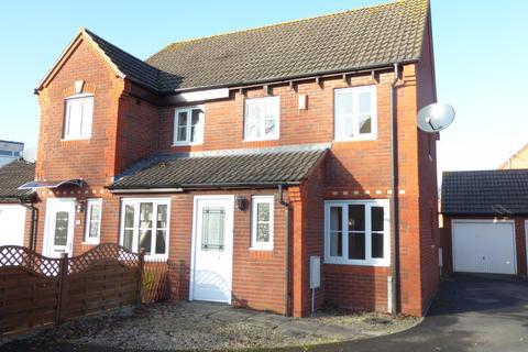 3 bedroom semi-detached house to rent - YEOMAN WAY,TROWBRIDGE
