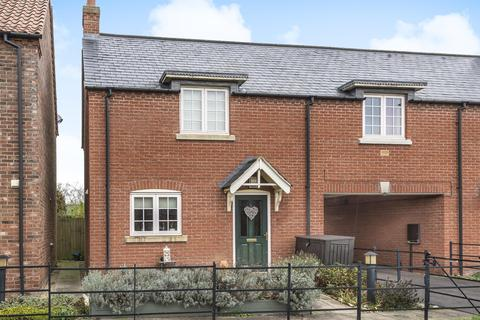 3 bedroom semi-detached house for sale - Townhill Lane, Bucknall, Woodhall Spa, LN10 5DS