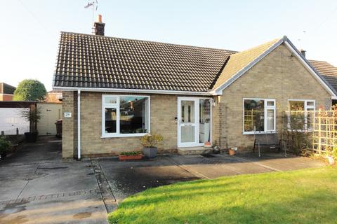 3 bedroom semi-detached bungalow for sale - Buttfield Road, Howden