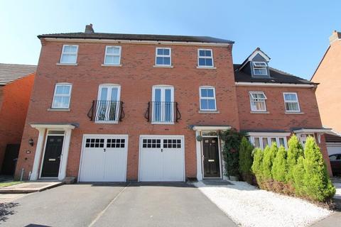 4 bedroom townhouse to rent - Dalton Road, Hamilton, Leicester, LE5 1PN