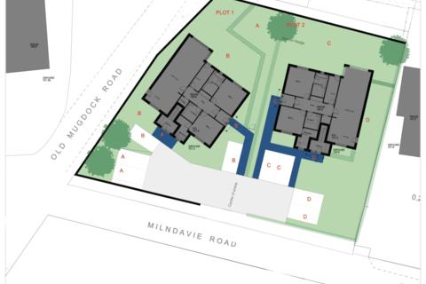 Land for sale - Development Opportunity, Blue Risk, 2 Milndavie Road, Strathblane, G63 9EL