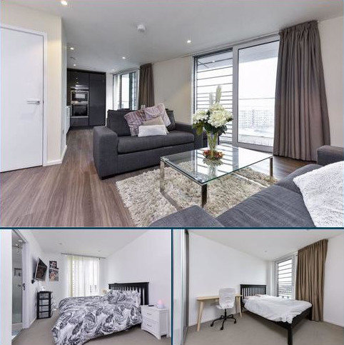 2 bedroom property to rent - Copperlights Apartments, Wandsworth SW18