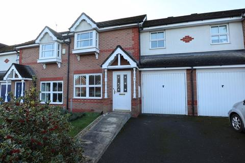 3 bedroom terraced house for sale - Lower Meadow Drive, Congleton