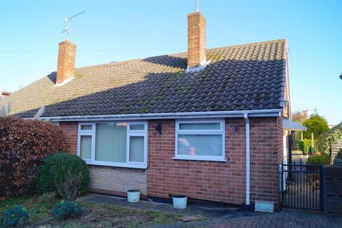 2 bedroom semi-detached bungalow for sale - Hardwick Close, Sutton-In-Ashfield