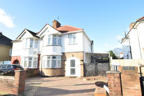 3 bedroom semi-detached house to rent - Hanworth Road, Whitton