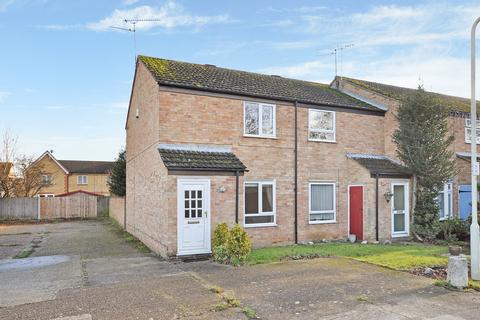 2 bedroom end of terrace house for sale - Varden Close, Newland Spring, Chelmsford, CM1