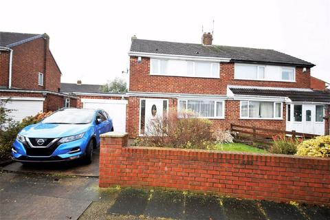 3 bedroom semi-detached house for sale - Raby Drive, East Herrington, Sunderland, SR3
